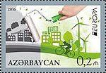 Stamps of Azerbaijan, 2016-1241.jpg