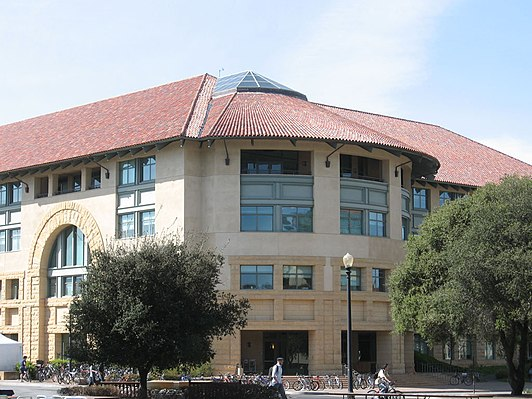 Gates Computer Science Building, Stanford