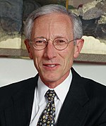 Photo of Stanley Fischer, Governor of Bank of Israel.