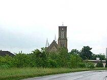 Stari Žednik, Catholic Church.jpg