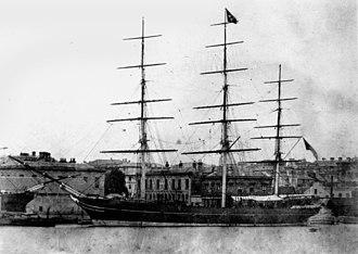 Hallowe'en (clipper) - Image: State Lib Qld 1 141003 Halloween (ship)