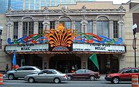 The State Theatre on Hennepin Avenue