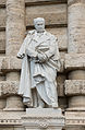Statue Romagnosi, Courthouse, Rome, Italy.jpg