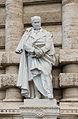 Statue Romagnosi, Courthouse, Rome, Italy.jpg