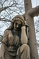 Statue of Grief detail 02 - Lake View Cemetery - 2014-11-26 (17565611182).jpg
