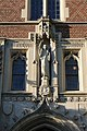 Statue of Portia, Martha Cook Building, University of Michigan, Ann Arbor.JPG