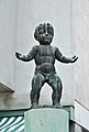 Statue of a young boy by W. Frass 02, Baden NÖ.jpg