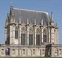Sainte-Chapelle di Vincennes