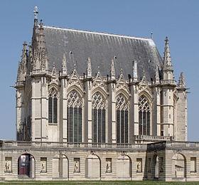 Image illustrative de l'article Sainte-Chapelle de Vincennes