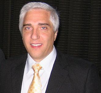 Steven Novella - Image: Steven Novella 2008