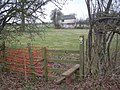 Stile along 'The Shropshire Way' - geograph.org.uk - 1182654.jpg