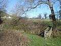 Stile at Glenberrow - geograph.org.uk - 733245.jpg