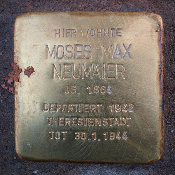 File:Stolperstein-Schwäbisch Gmünd-Moses Max Neumaier.jpg