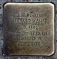 Stolperstein Alte Schönhauser Str 59 (Mitte) Ludwig Kahn.jpg