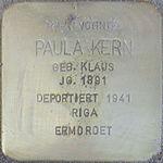 Stolperstein Böchingen Kern Paula geb Klaus.jpeg