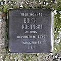 Stolperstein Edith Robinski.jpg