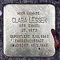 Stolperstein Grunewaldstr 12 (Schön) Clara Lesser.jpg