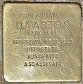 Stolperstein für Clara Sereno (Rom).jpg