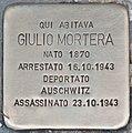 Stolperstein für Giulio Mortera (Rom).jpg
