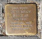 Stolperstein in Mannheim, A1.jpg
