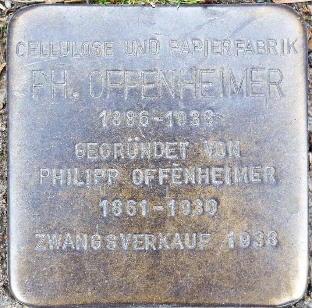 Stolpersteine Okiftel Kirchstraße-6237.jpg