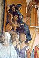 Storie di s. benedetto, 33 sodoma - Come Benedetto scomunica due religiose e le assolve poi che furono morte 03.JPG