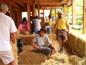 Strawbaleconstruction