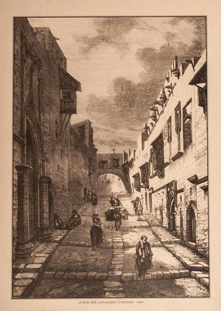 Fájl:Street of the Knights, 1844.jpg – Wikipédia