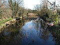 Stroudwater canal south from Saul bridge - geograph.org.uk - 124462.jpg