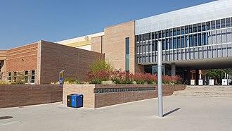 UC Riverside Student Recreation Center - Image: Student Recreation Center (UC Riverside)