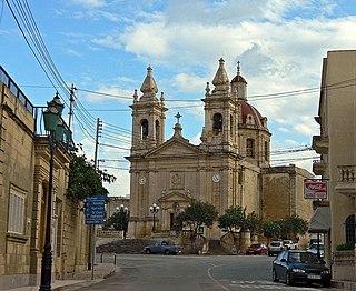 Sannat Local council in Gozo Region, Malta