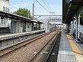 Suenohara Station platform.jpg