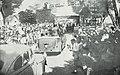 Sukarno's return to Yogyakarta, Kota Jogjakarta 200 Tahun, plate before page 73.jpg