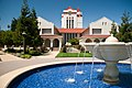 Sun Microsystems campus, Santa Clara, with fountain.jpg