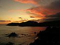 Sunset at Zihuatanejo - panoramio.jpg