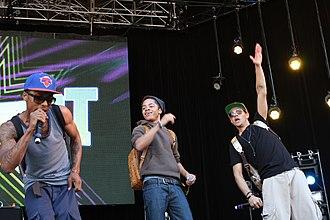 Supafest - Image: Supafest New Boyz (5605635695)