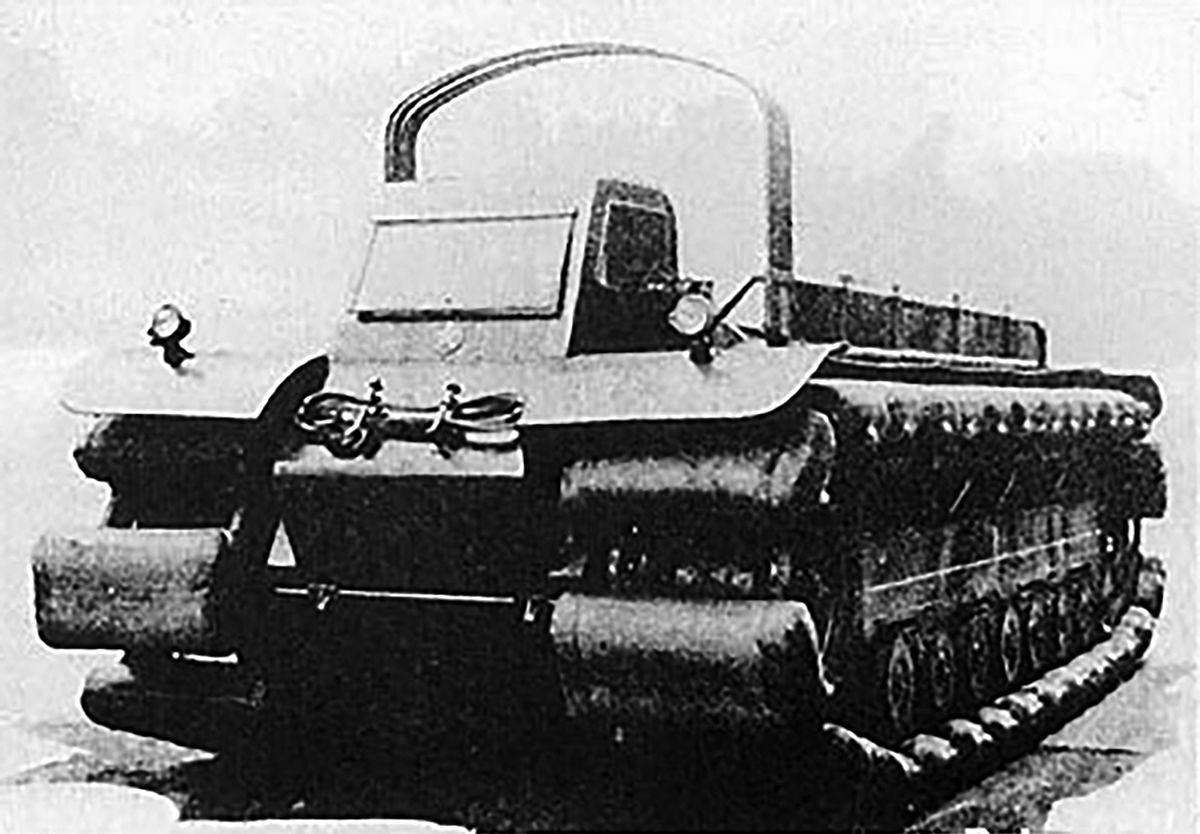 F B swamp vehicle - Wikipedia