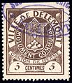 Switzerland Delémont 1904 revenue 5c - 1.jpg