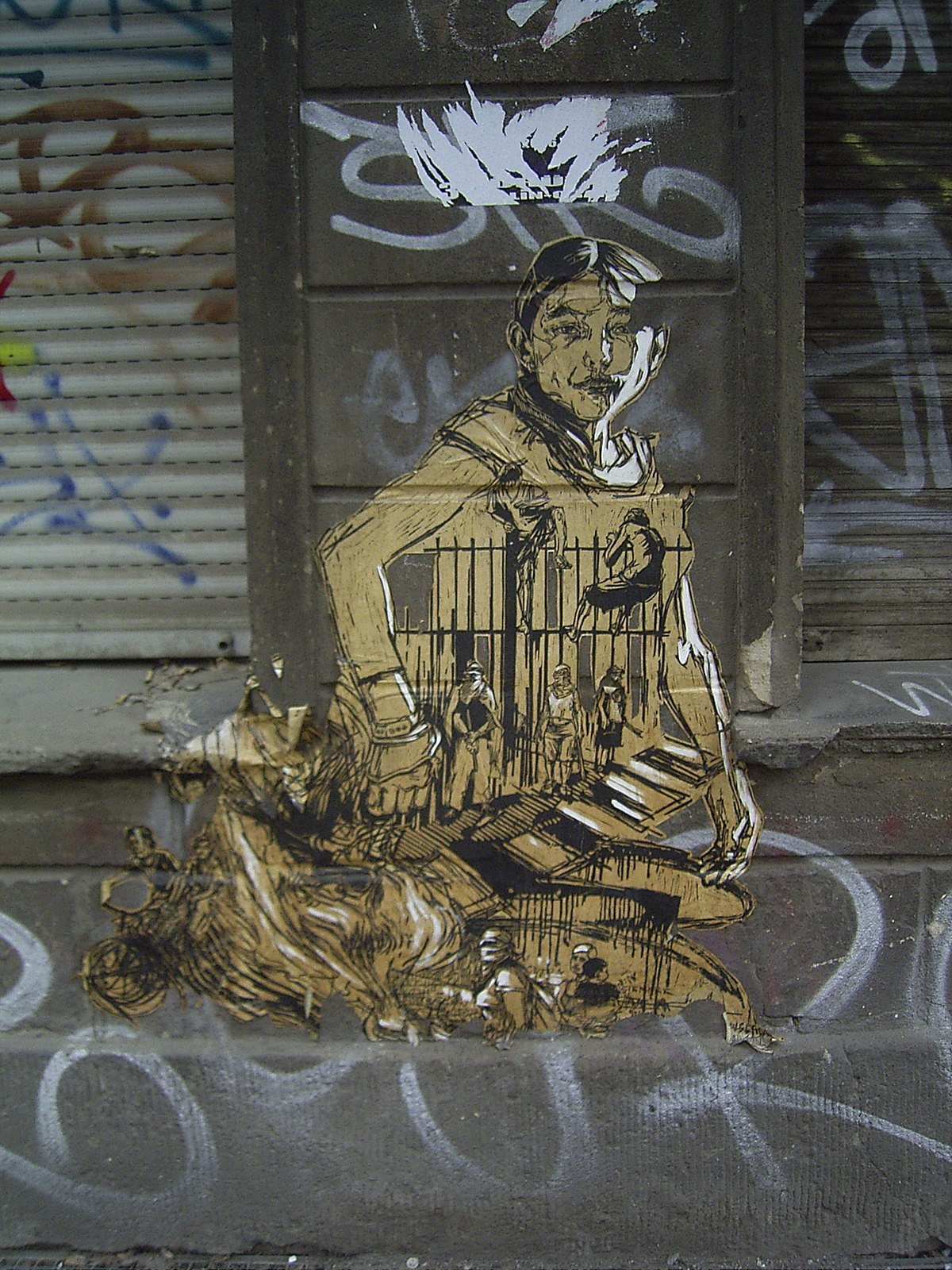 Swoon (artist) - Wikipedia