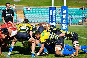 Sydney Stars - Image: Sydney Stars versus Canberra Vikings NRC Round 5 (7)