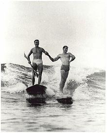 Surf sincronizado en tablas de madera 74b03cd5e62