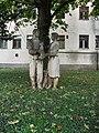 Szocialista művészet szobor, Gárdony (2).jpg