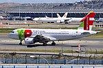 TAP - Air Portugal, Airbus A319-112, CS-TTS - MAD (20078216724).jpg