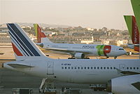 CS-TOF - A332 - TAP Portugal