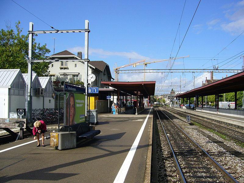 Como ir do aeroporto de Zurique para o centro
