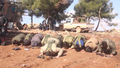 TFSA fighters praying on Barsaya mountain.png