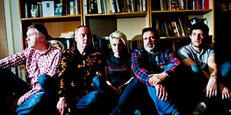 Tom Hingley and the Lovers - Image: TH&L