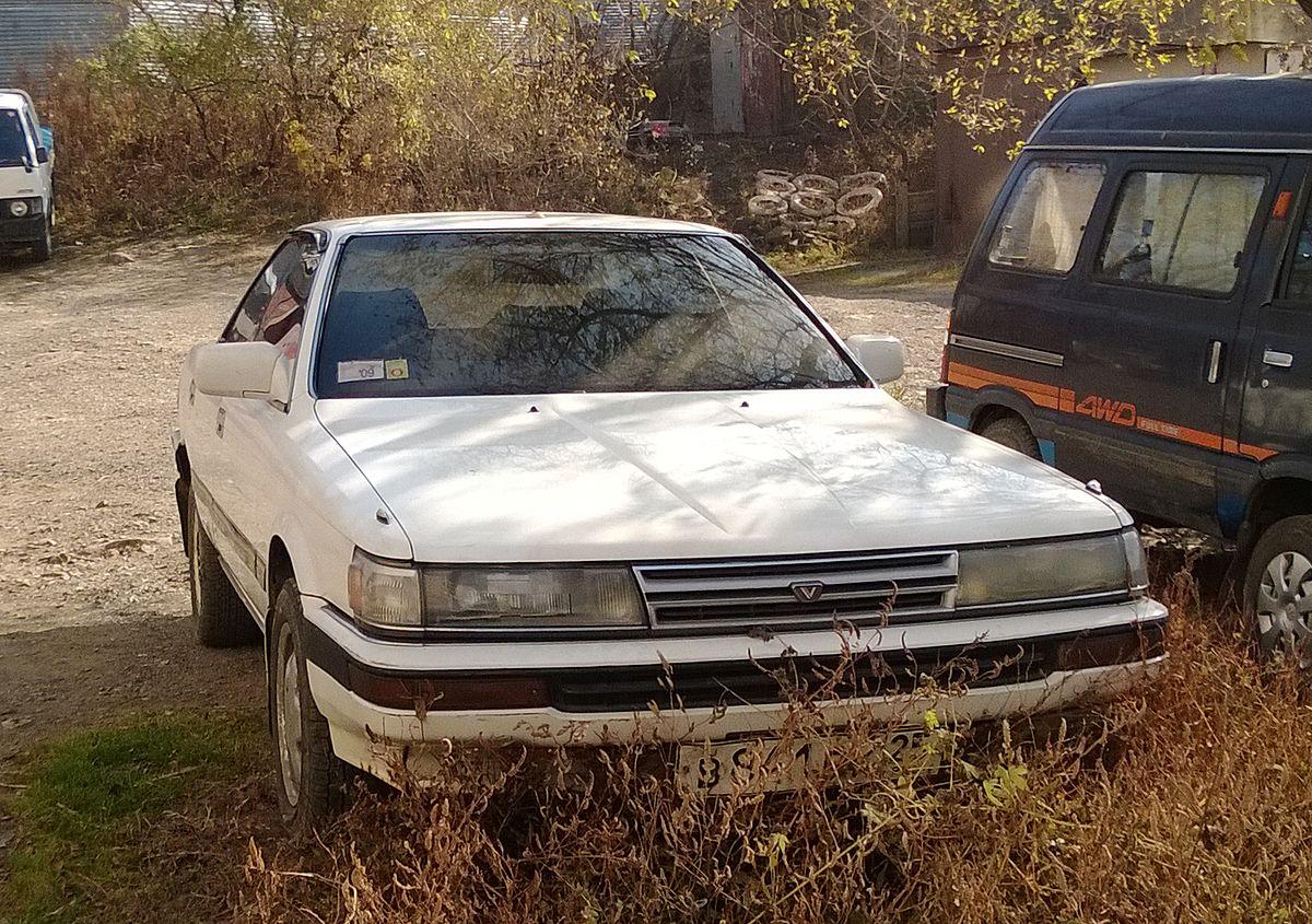 Toyota Vista V20 Kompressor Corona Twincam Denso