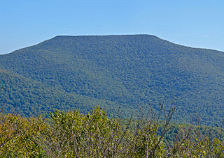 Table Mountain (New York) mountain in New York, United States of America