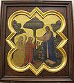 Taddeo gaddi, storie di cristo e di s. francesco (armadio di s. croce), 1335-40 ca. 12 noli me tangere.JPG